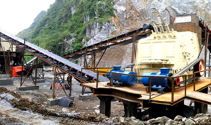 10-50t/h Limestone Production Line in Uganda