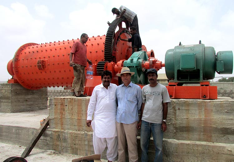 Iron Ore Processing Plant in Nigeria