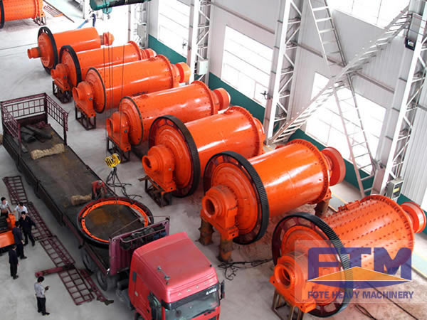Mine Ball Mill